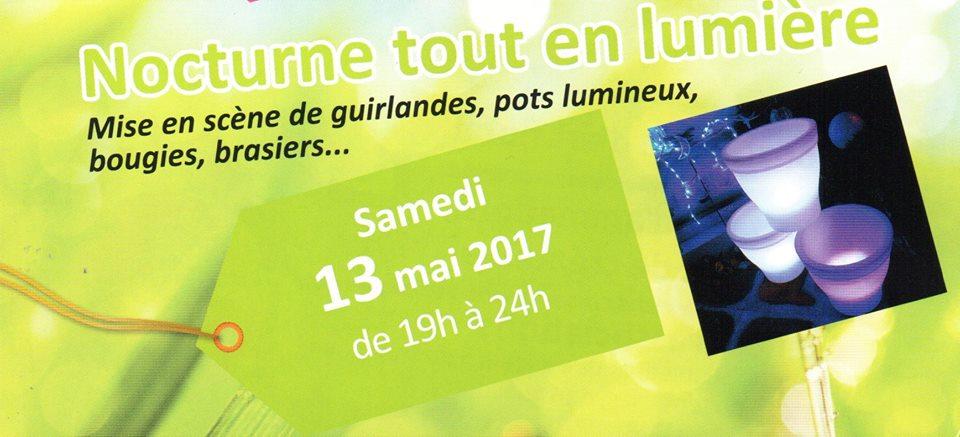 Nocturne aux serres de l 39 ardilles sortir dans l 39 aube - Nocturne foire de lyon 2017 ...