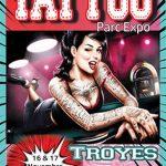 Convention Tatouage Tattoo Piercing