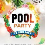 Pool Party @M. Beach by Dove MLEH