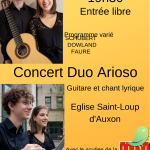 Concert Duo Arioso