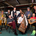 Cabaret itinérant: AKB (Amsterdam Klezmer Band)