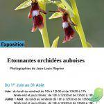 Exposition orchidées auboises