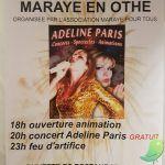 Concert gratuit du 14 juillet
