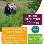 Balades découvertes: Cussangy