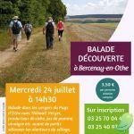 Balades découvertes: Bercenay en Othe