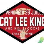 Concert: Cat Lee King