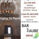 Concert d'orgue et de chant