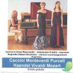 Concert: nous chanterons comme à l'opéra