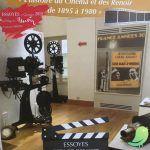 Expociné: l'histoire du cinéma et des Renoir