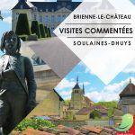 Visites commentées Brienne le Château