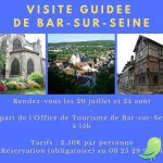 Visite guidée Bar sur Seine