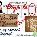 Concert Rust & Dust