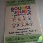 Bourse jouets et puériculture