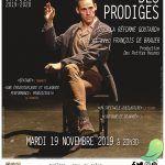 Théâtre: La loi des prodiges