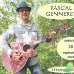 Concert Pascal Genneret