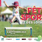 Fête du Sport et des Loisirs 2019