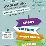 Forum des associations de Saint Julien