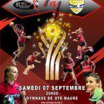 Coupe de France Handball : Sainte Maure-Troyes vs Epinal