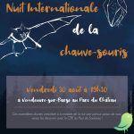 Nuit de la Chauve Souris