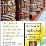 Mantras et méditation