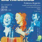 Concert: Las Famatinas