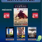 Ciné rencontre: Cyrano de Bergerac