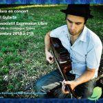 Concert: Javier Adaro et Raul Gularte