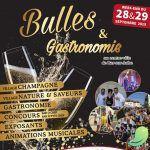 """Foire de Bar-sur-Aube """"Bulles & gastronomie"""""""