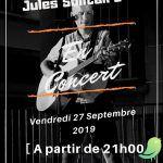 Jules en concert ! Chanson Française (En duo)