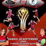 COUPE De France : Tigresses N2 vs Serris N1