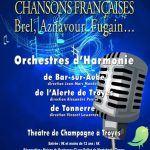 Concert Chansons Françaises