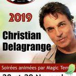 Christian Delagrange animé par Magic Tempo