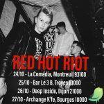 Concert Red Hot Riot