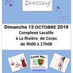 Vide-Dressing à La Rivière de Corps