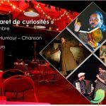 """Temps Fort """"Au P'tit Cabaret de Curiosités"""""""