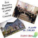 Concert des Trompes du Grand Cernay