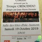 Concert: troupe Crescendo