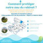 Exposition pédagogique : Comment protéger notre eau du robinet ?