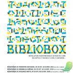 """Exposition """"Bibliobox"""", îlot Rêve et flânerie"""