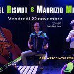 Soirée musique Franco Italienne avec Gabriel Bismut au violon