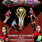 Hand: coupe de France Tigresse / Noissy N1