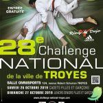 Challenge Troyes JUDO