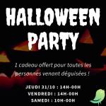 Halloween au Laser Quest