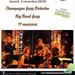 Champagne Jazz Orchestre Big Band Jazz