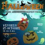 Nocturne aquatique: Halloween