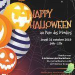 Halloween au Parc des Moulins