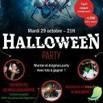 Murder party Halloween