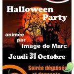 Halloween Party animé par Image de Marc