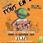 Soirée d'ouverture Festival Tous en Zic