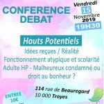 Hauts Potentiels Conférence/Débat